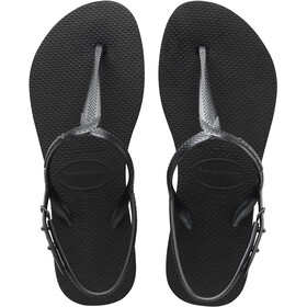 havaianas Twist Sandals Women, black